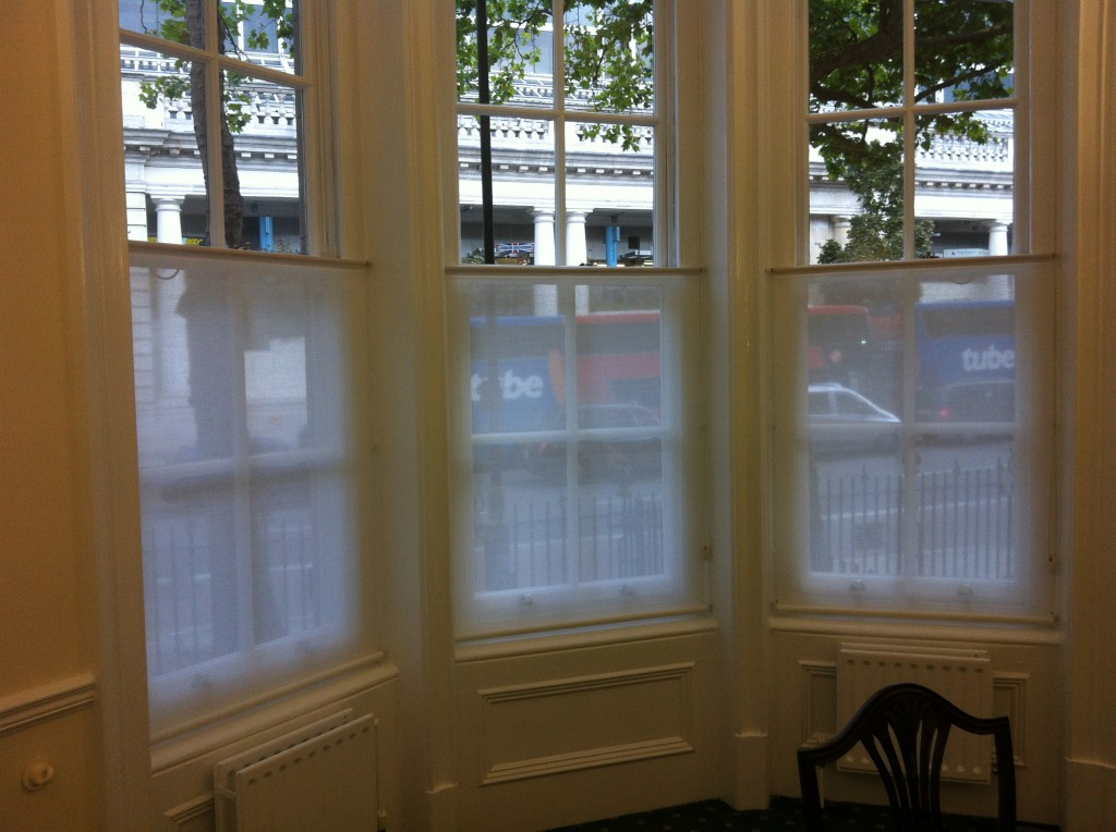 ... Fitted in London Victoria « Curtain Tracks and Blind Fitter in London
