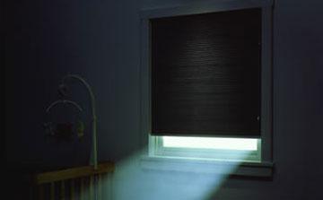 The Blackout For A Splendid Night Sleep Curtain Tracks